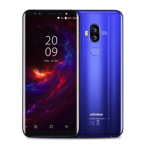 Blackview S8 синий