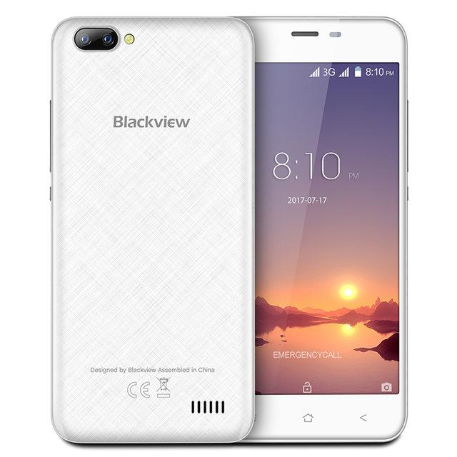 Blackview A7 белый