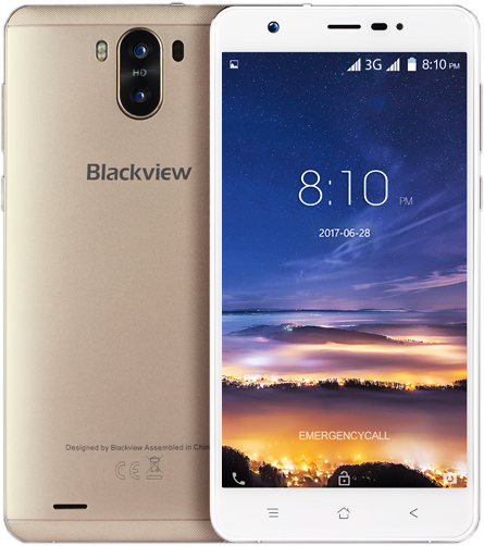 Blackview R6 Lite золотой
