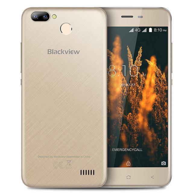 Blackview A7 Pro золотой