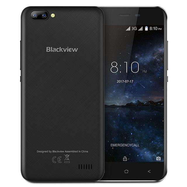 Blackview A7 чёрный