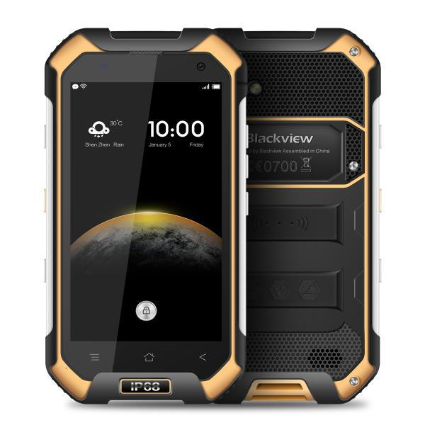 Blackview BV6000 жёлтый