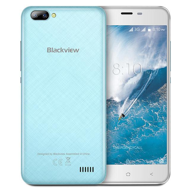 Blackview A7 синий
