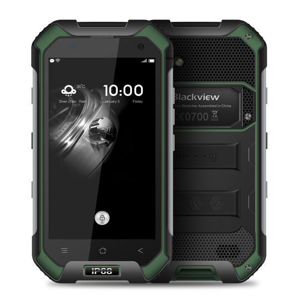 Blackview BV6000 зелёный