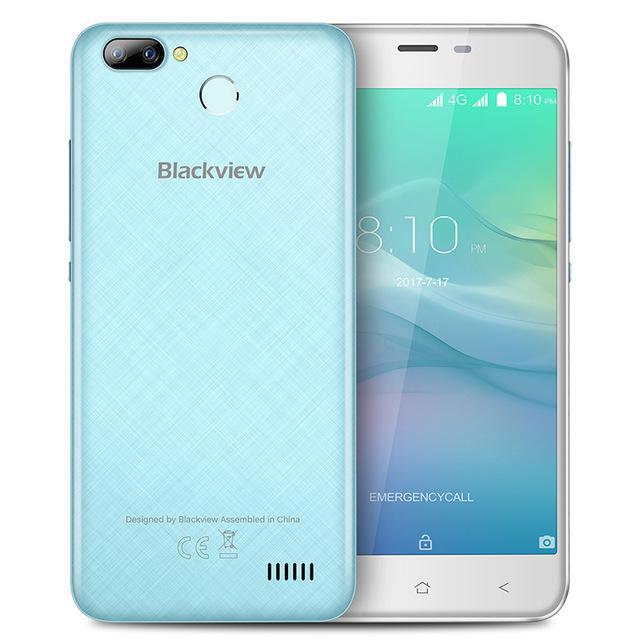 Blackview A7 Pro голубой